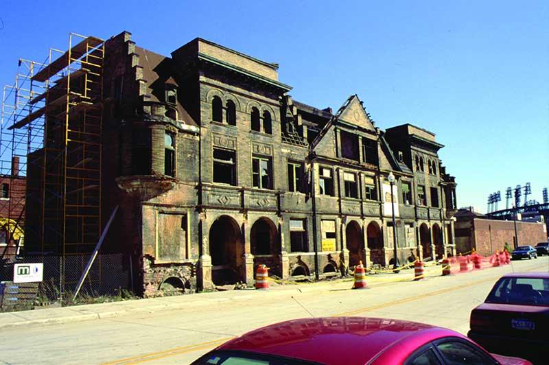 Restaurants Downtown Detroit Near Comerica Park